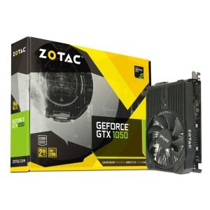 Zotac GTX1050 MINI EDITION GDDR5 2GB 128Bit Nvidia GeForce DX12 Ekran Kartı