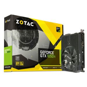 Zotac GTX1050 Ti MINI EDITION GDDR5 4GB 128Bit Nvidia GeForce DX12 Ekran Kartı