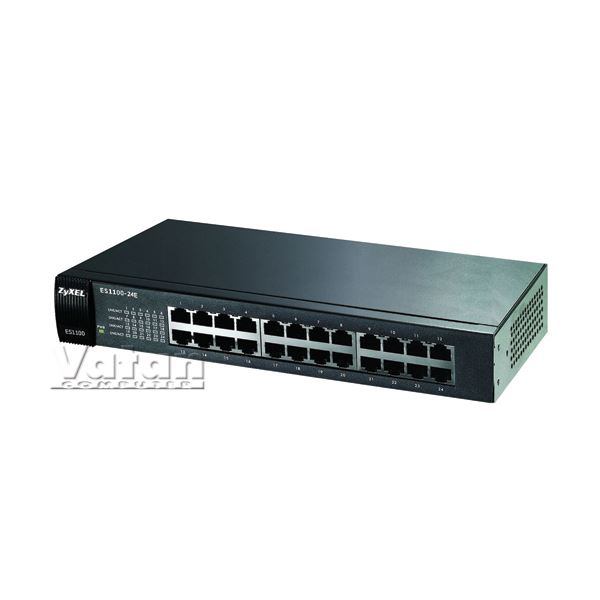ZYXEL ES-1100-24 10/100 24 PORT SWITCH
