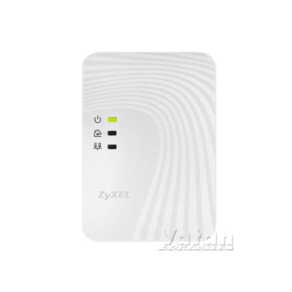 ZYXEL PLA-4201 500MBPS 1 PORT POWERLINE ADAPTÖR